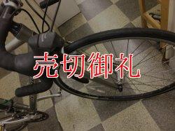 画像2: 〔中古自転車〕ブリヂストン アンカー ANCHOR RA700 ロードバイク 700×25C 2×8段変速 アルミフレーム キャリパーブレーキ グレー