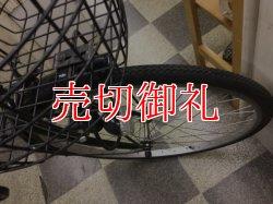 画像2: 〔中古自転車〕シティサイクル 26インチ 外装6段変速 2LEDライト ブラック