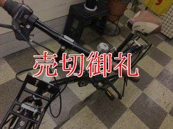 画像5: 〔中古自転車〕CHEVROLET シボレー ミニベロ 小径車 20インチ 外装6段変速 オートライト ブラック