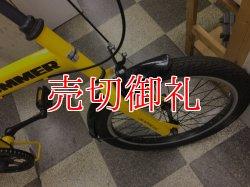 画像2: 〔中古自転車〕HUMMER ハマー 折りたたみ自転車 20インチ シングル イエロー