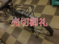 画像4: 〔中古自転車〕シティサイクル ママチャリ 26インチ シングル グレー