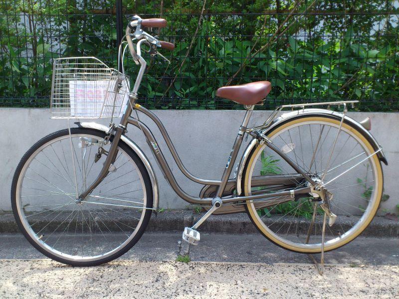 自転車の プジョー 自転車 中古 価格 : 中古自転車〕シティサイクル ...