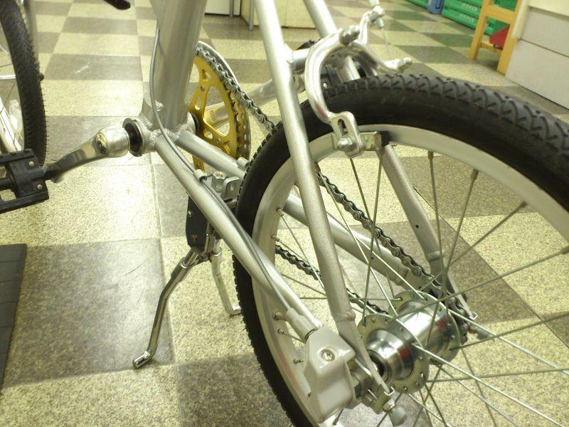 中古自転車〕BRIDGESTONE ...