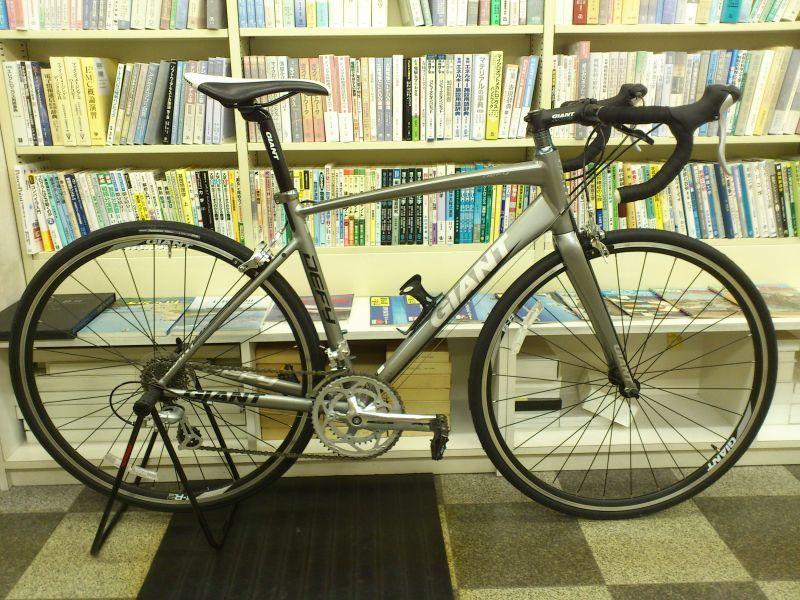 自転車の 中古 自転車 東京 ロードバイク : 中古自転車〕GIANT Defy3 ...