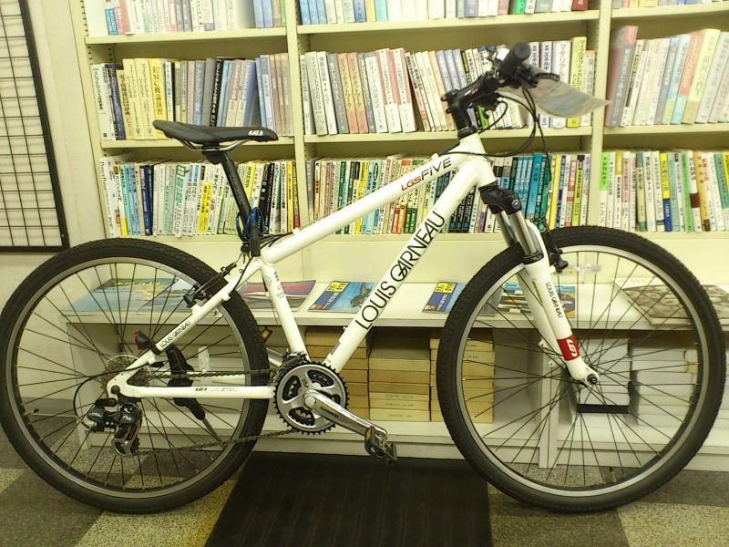 自転車の 自転車 26インチ 身長 : ... 26インチ 3×7段変速 アルミ
