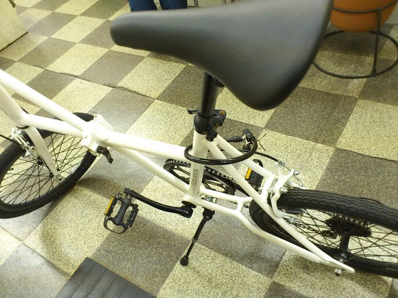FX03 折りたたみ自転車 20インチ ...