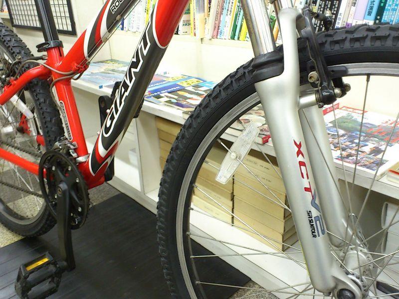 画像2: 〔中古自転車〕GIANT ROCK3 ...