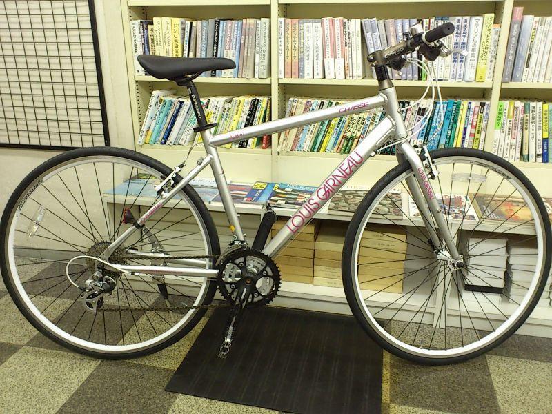 自転車の 自転車 タイヤ サイズ 700 : 画像1: 〔中古自転車〕LOUIS ...