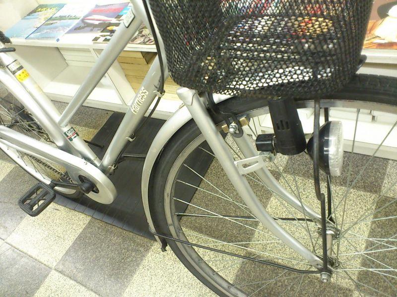 中古自転車のご注文は電話又は ...