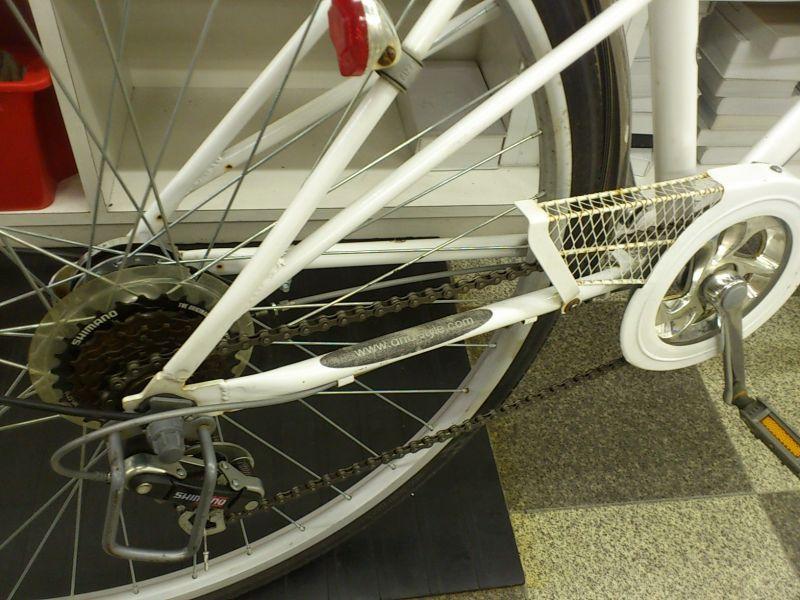 ... 回収,処分,撤去/自転車修理