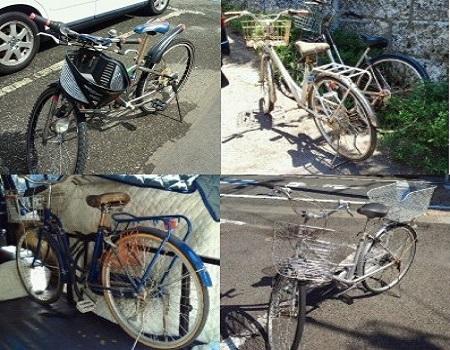 自転車の 自転車 廃棄 無料 : 港区 自転車無料回収 撤去 廃棄 ...