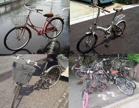 自転車の 自転車 廃棄 無料 : 費も無料 | 大田区 自転車 廃棄 ...