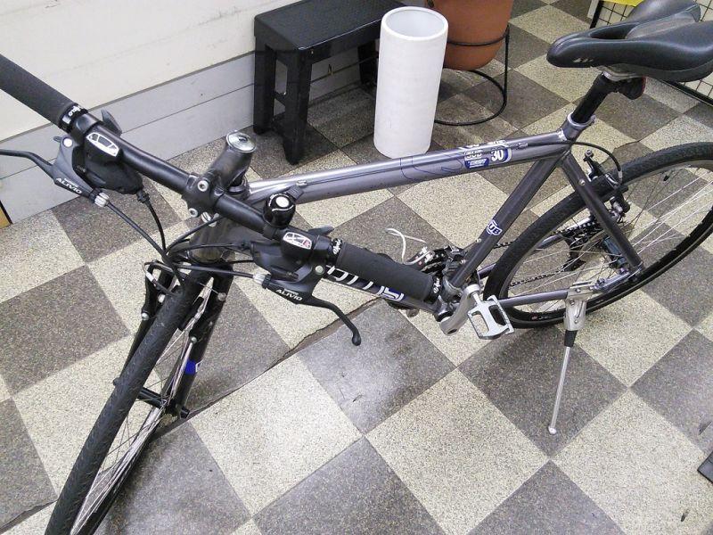 自転車の スコット 自転車 クロス : ... 2007 古本と中古自転車の現代屋