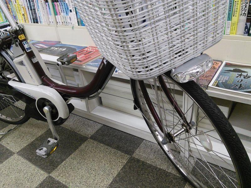 自転車の ヤマハ 自転車 : 画像2: 〔中古自転車〕ヤマハ ...
