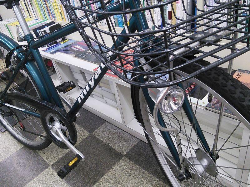 画像2: 〔中古自転車〕ミヤタ ... : 自転車 廃棄 無料 : 自転車の