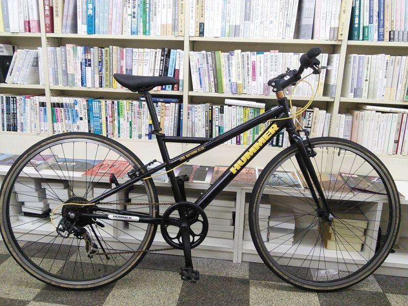 自転車の 自転車 変速機 調整 価格 : 画像1: 〔中古自転車〕HUMMER ...