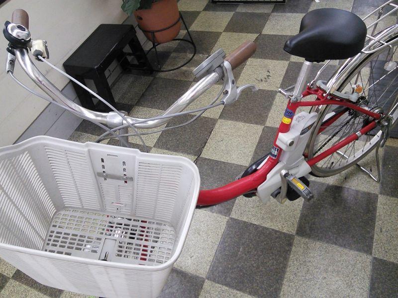 自転車の パナソニック アシスト自転車 価格 : ... 2007 古本と中古自転車の現代屋