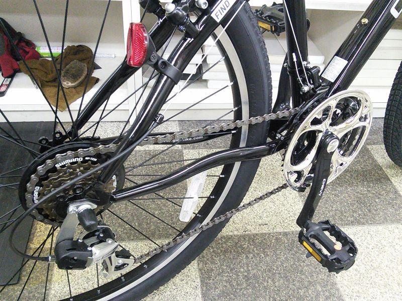 自転車の シボレー 自転車 26インチ : 中古自転車〕CHEVROLET シボレー ...