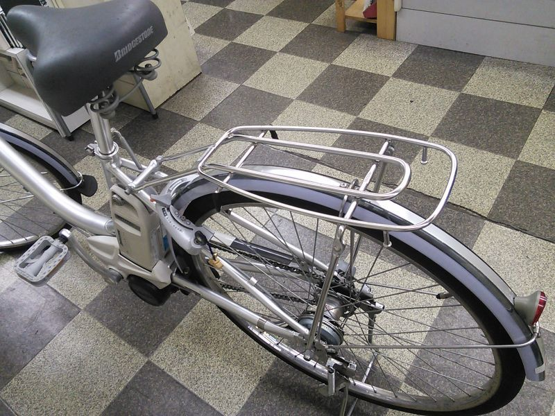 自転車の baa 自転車 イオン : 中古自転車〕ブリヂストン ...