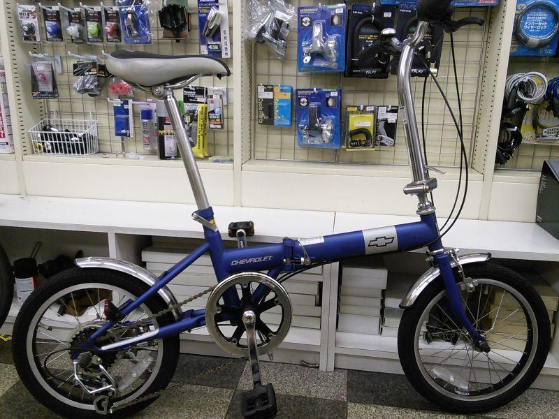 自転車の 変速機 自転車 価格 : 画像1: 〔中古自転車〕CHEVROLET ...