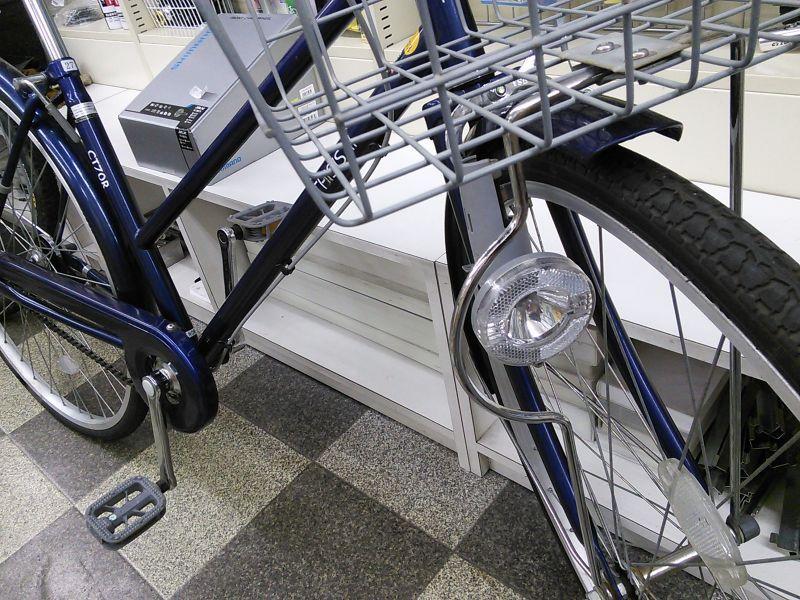 クリーニング済みの中古自転車 ...