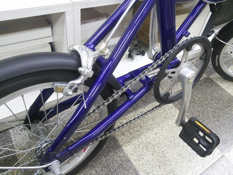 ... 自転車安全基準適合 ブルー