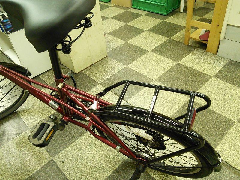 自転車の 自転車 廃棄 無料 : 画像4: 〔中古自転車〕Alfa Romeo ...