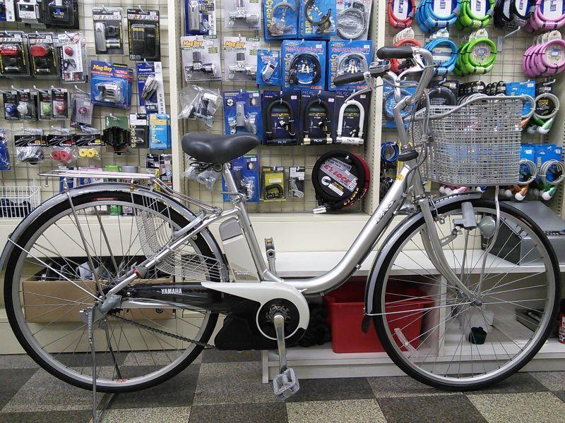... 自転車安全基準適合 シルバー