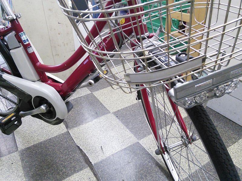 自転車の ヤマハ 自転車 : クリーニング済みの中古自転車 ...
