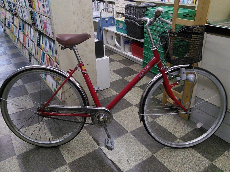 自転車の 自転車 変速機 調整 価格 : 中古自転車〕シティサイクル ...