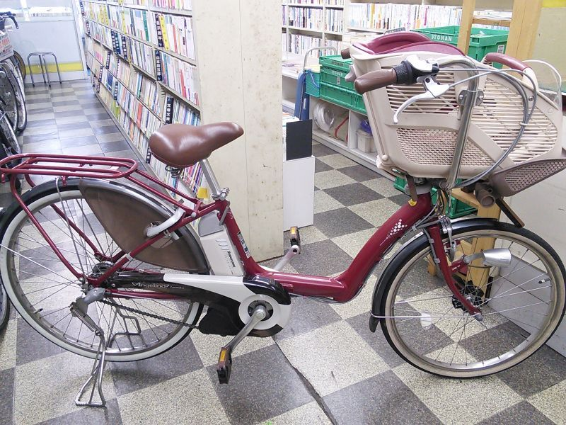 自転車の 3人乗り自転車 電動 : ... 自転車 子供乗せ3人乗り対応