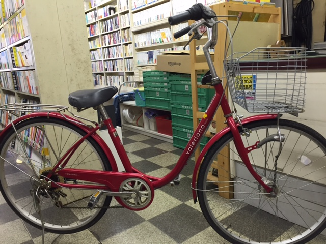 画像1: 〔中古自転車〕シティ ...