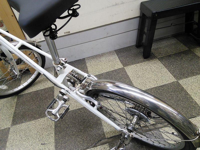 中古 自転車 ミニベロ 小径 車 ...