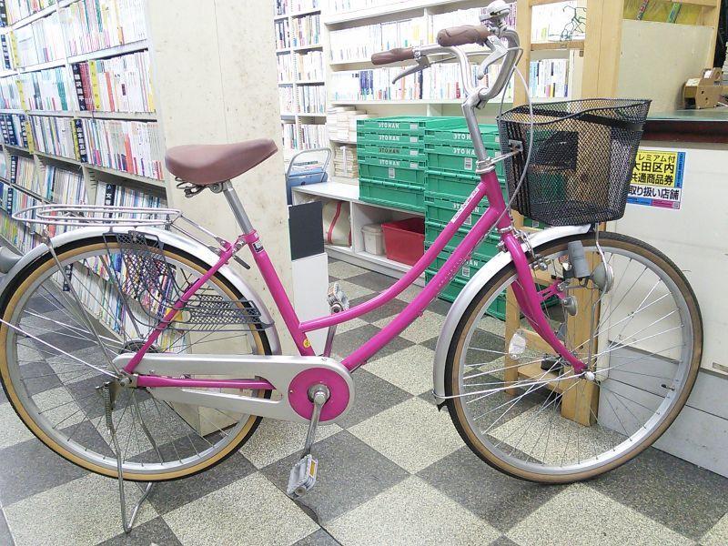 自転車の 自転車 変速機 調整 価格 : 画像1: 〔中古自転車〕シティ ...
