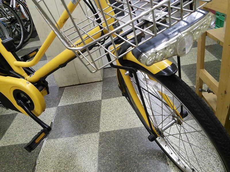 自転車の 自転車 カラータイヤ 20インチ : 電動アシスト自転車 20インチ ...