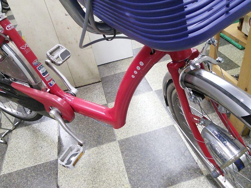 ... BAA自転車安全基準適合 レッド