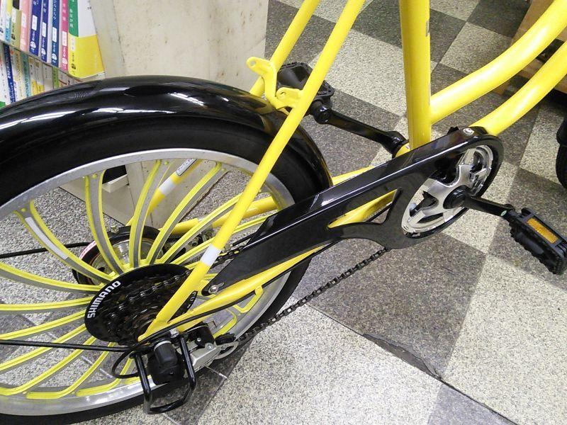 画像3: 〔中古自転車〕ミニベロ ...