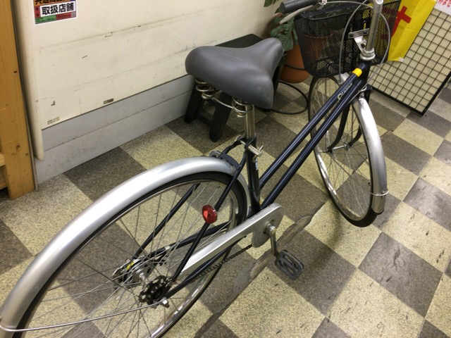 自転車の 自転車 変速機 調整 価格 : 画像4: 〔中古自転車〕マルイシ ...