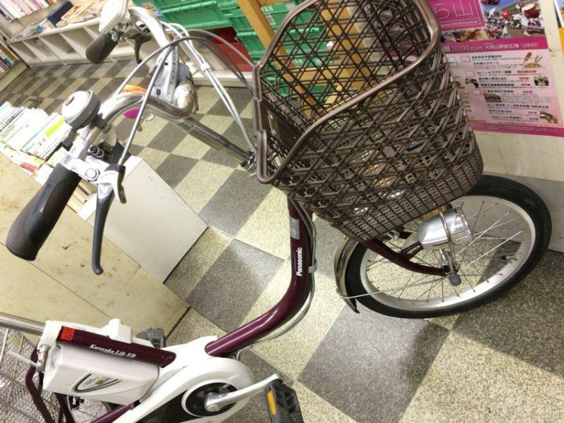 自転車の 自転車 三輪 前 : クリーニング済みの中古自転車 ...