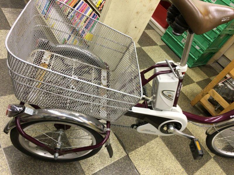 ... 自転車は点検無料・調整無料