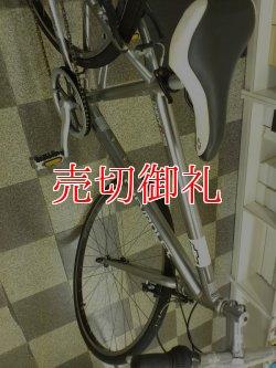 画像3: 〔中古自転車〕CHEVROLET シボレー クロスバイク 700C 6段変速 アルミフレーム シルバー