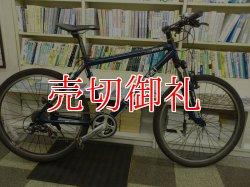 画像1: 〔中古自転車〕LOUIS GARNEAU ルイガノ マウンテンバイク 26インチ 3×7段変速 アルミフレーム ブルー