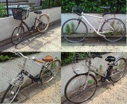 画像1: 《目黒区》自転車出張買取り 目黒区内出張費無料