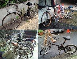 画像1: 目黒区 自転車無料回収 撤去 廃棄 処分 引取 無料 目黒区内は出張費も無料