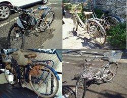 画像1: 港区 ゴミの減量 粗大ごみよりリサイクル 自転車無料回収 料金 手数料 処分代無料 港区内出張費も無料