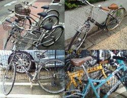 画像1: 品川区 ゴミの減量 粗大ごみよりリサイクル 自転車無料回収 料金 手数料 処分代無料 品川区内出張費も無料