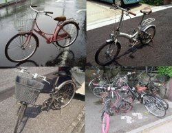 画像1: 大田区 自転車無料回収 撤去 廃棄 処分 引取 無料 大田区内は出張費も無料