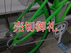 画像3: 〔中古自転車〕a.n.design works(エーエヌデザインワークス)   a-lee753 トラックレーサー ピストバイク 700×25C シングル又は固定 タイヤ新品 ライトグリーン