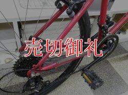 画像3: 〔中古自転車〕SPECIALIZED スペシャライズド クロスバイク 26×1.50 3×7段変速 カンチブレーキ レッド