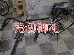 画像5: 〔中古自転車〕Inter Max インターマックス トラックレーサー ピストバイク 700×28C シングル(固定なし) キャリパーブレーキ(シマノ ティアグラ) クイックレリーズ 難あり ブラック